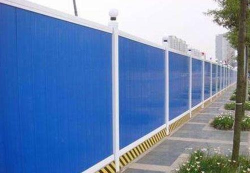 彩钢板建筑围墙