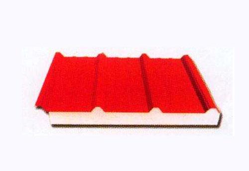 960 I型搭接式夹芯屋面板