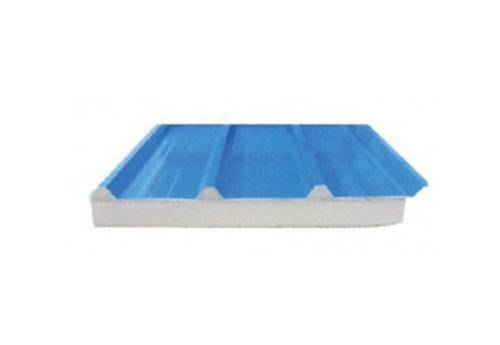 960型搭接式PVC防腐复合屋面板